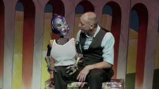 Sexy Robot Angel wants to be a REAL Woman | Ted's Farewell | David Strassman
