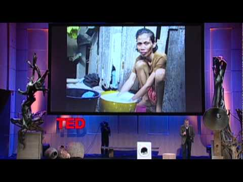 The magic washing machine | Hans Rosling