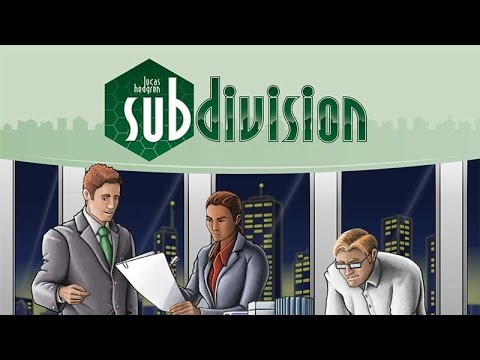 Subdivision Board Game Review - GamerNode Tabletop