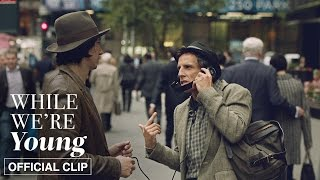Eye of the Tiger - Official Movie Clip - While We're Young