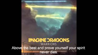 Warriors - Imagine Dragons (League of Legends) [Lyrics]