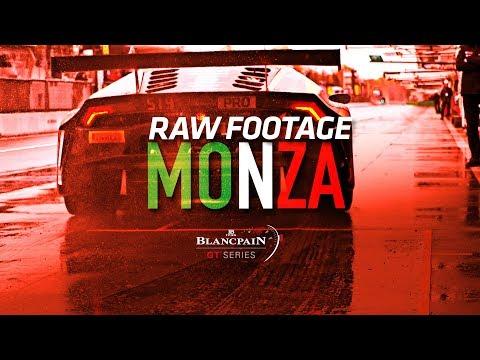 NO MUSIC / JUST CAR SOUND - RAW MONZA
