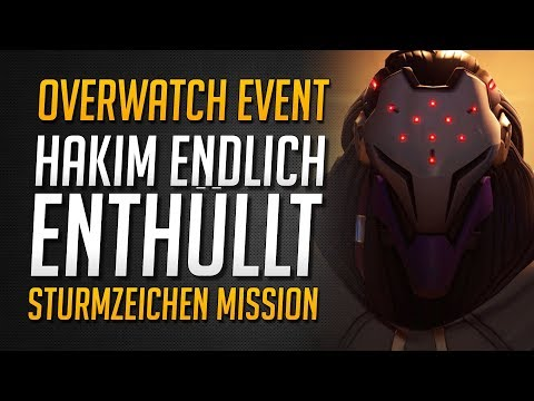 NEUER HELD HAKIM GETEASERT! | Sturmzeichen Koop-Mission Gameplay ★ Overwatch Deutsch
