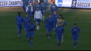 UCLA Mens Soccer Highlights At Louisville - NCAA Tournament 2nd Round