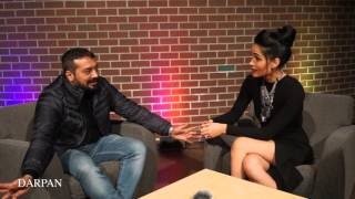 Chat Central Anurag Kashyap DARPAN MAGAZINE