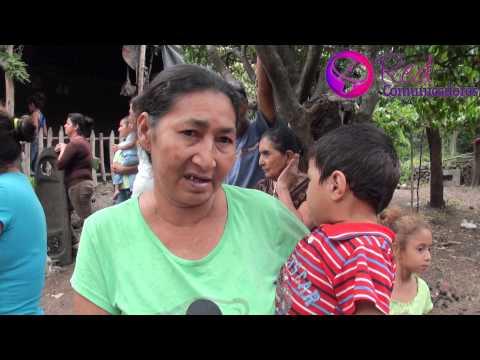 Promotores Solidarios realizan entrega de paquetes alimenticios en Matagalpa