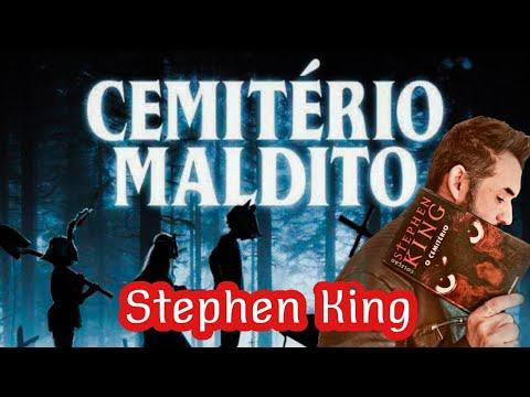 RESENHA - CEMITÉRIO   Stephen King -