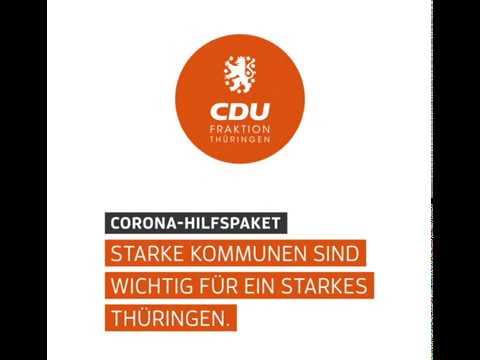 Starke Kommunen sind wichtig für ein starkes Thüringen.