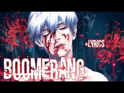Nightcore - Boomerang (Imagine Dragons) (Lyrics)