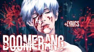 Nightcore   Boomerang (Imagine Dragons) (Lyrics)