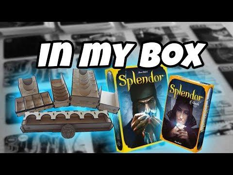 Pimp my Game | SPLENDOR | In My Box