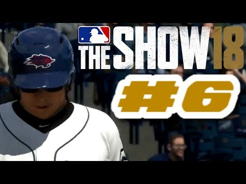 MLB The Show 18 PS4 Road To The Show Ep.3 (Road To MLB The Show 19 PS4 Road To The Show Ep.6)
