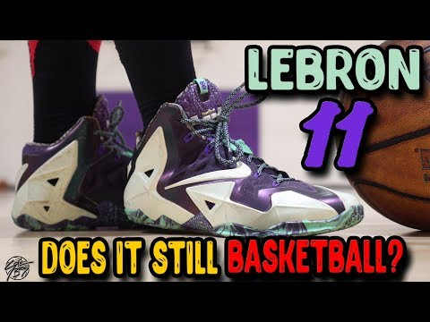 Does It Still Basketball?? Nike Lebron 11 Review!