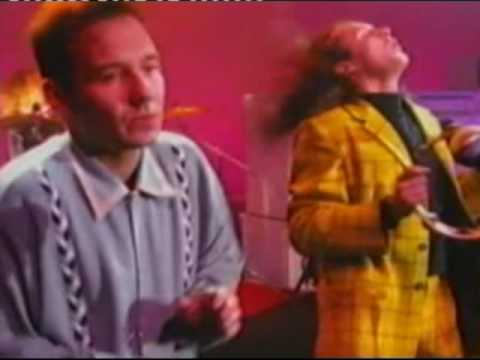 Vic Reeves and The Wonder Stuff - Dizzy