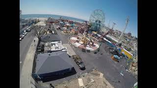 Coney island /luna park fpv fun...5 months in/