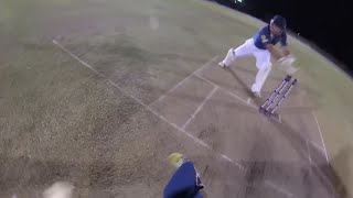 1st TIME STUMPED IN T20 CRICKET | GoPro (T20) Classic Highlights Batting ||P'sCTV20||
