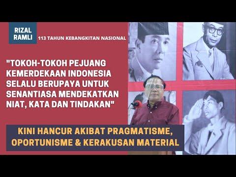 Kebangkitan bagi Seluruh Rakyat Indonesia: Jalan Keadilan dan Kemakmuran | Dr. Rizal Ramli