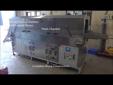 Industrial Pallet Washer