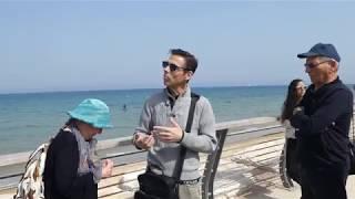 סרטו של ירמי בן צבידורות בסיור שישי אומנותי - אדריכלות בתל אביב