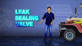 Pinoy Inventors Re-invented ( Leak-Sealing Valve)