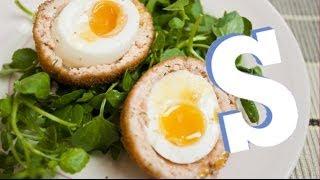 Salmon Scotch Eggs Recipe – SORTED