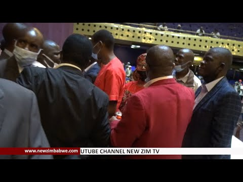 WATCH: Chaos rocks MDC T congress