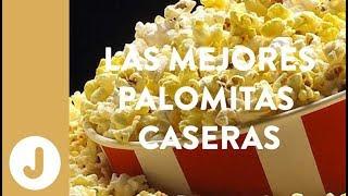 Cómo hacer Palomitas de Maíz. #PalomitasNavideñas -JUANLLORCA