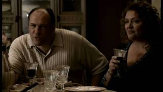 Makings Of A Varsity Athelete   The Sopranos (HD)