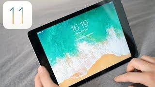 ¡HEMOS PROBADO iOS 11 en iPAD!, la GRAN ACTUALIZACION