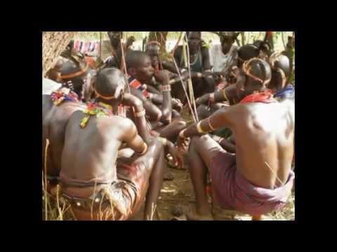RELIGIONES ÉTNICAS DE ÁFRICA