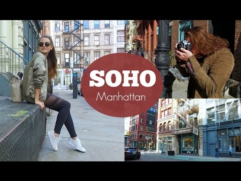 Video NYC GUIDE: SOHO Manhattan   Our Favorite Places!