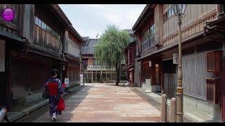 [4K]石川県の観光名所/TouristattractionofIshikawa,Japan