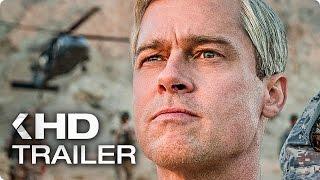 Trailer of War Machine (2017)