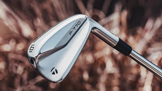 P•770 Iron Set w/ Steel Shafts-video