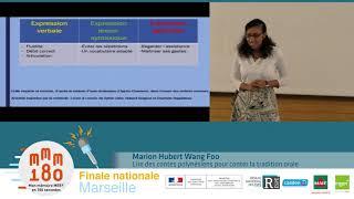 Marion Hubert Wang Foo - ESPE de Polynésie Française