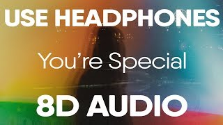 NF   You're Special (8D AUDIO)