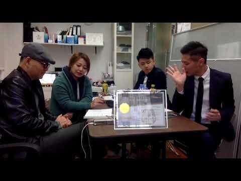 韓國美容學校校長到訪JA'DORE SALON談論合作