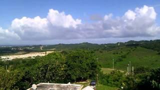 preview picture of video 'Vista de Candelero Arriba en Humacao'