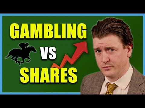 Hazard vs. akcie