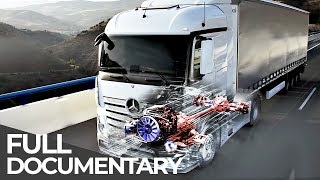 World's Biggest Truck Factory   Exceptional Engineering   Free Documentary