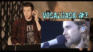 VocalHack #7 - Не Слышно Себя На Концерте [Репетиции]