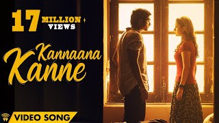 Naanum Rowdy Dhaan - Kannaana Kanne | Video Song | Sean Roldan | Anirudh | Vignesh Shivan