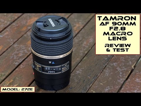 Tamron SP AF 90mm F2.8 Di Macro: Lens Review