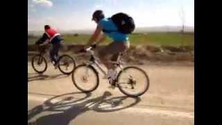 merzifon  gümüşhacıköy bisiklet turu