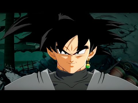 Dragon Ball FighterZ Official Goku Black Trailer