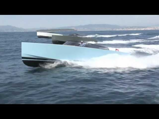 VanDutch 40 from Motor Boat & Yachting