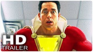 Shazam! - Comic-Con Teaser Tráiler