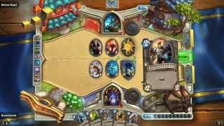 Hearthstone: Kogel vs. Glashüttner