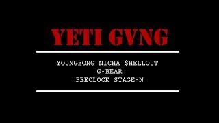 YB - YETI GANG feat. BPKBOYZ , G-BEAR , PEECLOCK , STAGE-N (Official MV)