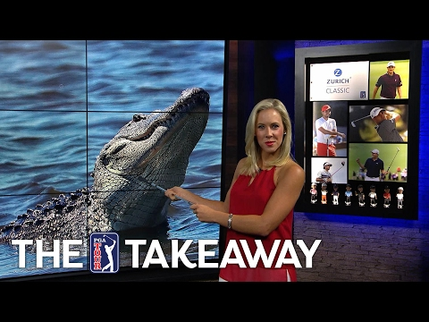 The Takeaway   Rickie's gator tap, Alligators like Beef & Spieth and Palmer's NFL Draft strategy
